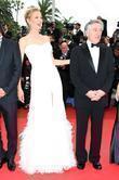 Robert De Niro and Uma Thurman