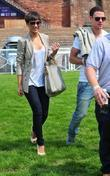 Frankie Sandford and Wayne Bridge Chester Rocks 2011...