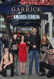 America Ferrera, Darius Danesh and Garrick Theatre