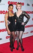 Bahiyah Hibah and Charlotte d'Amboise Chicago's 15th Broadway...