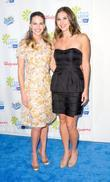 Hilary Swank and Molly Mickler Smith The American...