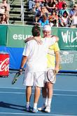 John McEnroe and Jon Lovitz