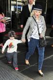 Christina Aguilera and Midtown