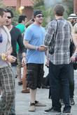 Jamie Kennedy Celebrities at the 2011 Coachella Valley...