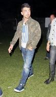 Joe Jonas Celebrities at the 2011 Coachella Valley...