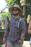 Jack Osbourne Celebrities at the 2011 Coachella Valley...