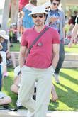 Robert Downey Jr. Celebrities at the 2011 Coachella...