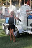 Tara Reid  Celebrities at the 2011 Coachella...