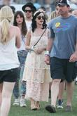 Katy Perry Celebrities at the 2011 Coachella Valley...