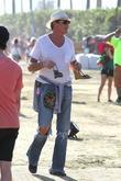 David Hasselhoff Celebrities at the 2011 Coachella Valley...