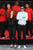 Katy B and Mark Ronson