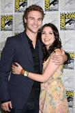 Grey Damon And Grace Phipps