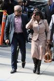 Randy Jackson and Rebbie Jackson