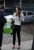 Brooke Vincent, Coronation Street, Stephen Jones, Granada Studios