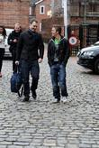 Brooke Vincent, Antony Cotton and Coronation Street