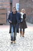 Chris Gascoyne, Jane Danson and Granada Studios