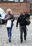 Sue Cleaver, Charlie Condou and Coronation Street