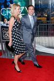 Nancy Carell and Steve Carell
