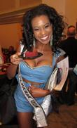 Amber-Joi Watkins The Hamels Foundation Diamonds and Denim...