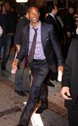 Marlon Wayans outside Dirty Martini's restaurant Washington DC,...