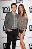 Kevin Jonas and Danielle Deleasa