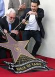 Donald Sutherland, Colin Farrell, Star On The Hollywood Walk Of Fame, Walk Of Fame