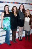 Amy Grant and daughters