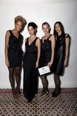 Carly Cushnie, Maayan Ziberman, Nikki Dekker and Michelle...