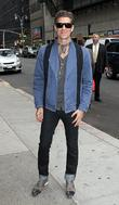 Perry Farrell 'The Late Show with David Letterman'...