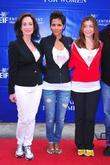 Lilly Tartikoff, Alyson Hannigan and Halle Berry