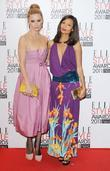 Thandie Newton and Laura Bailey,  ELLE Style...