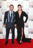 Dermot O'Leary and wife ELLE Style Awards 2011...