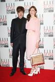 Sophie Ellis Bextor with her husband ELLE Style...
