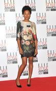 Corinne Bailey Rae ELLE Style Awards 2011 held...