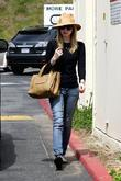 Emma Roberts at a salon in West Hollywood...