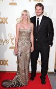 Anna Faris, Chris Pratt and Emmy Awards