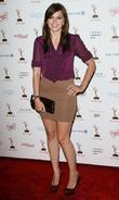 Aimee Teegarden 63rd Annual Primetime Emmy Awards Cocktail...
