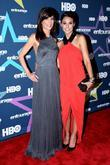 Perrey Reeves and Emmanuelle Chriqui