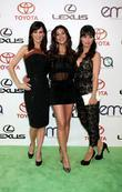 Perrey Reeves, Constance Zimmer and Emmanuelle Chriqui