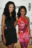 Kimberly Elise and Butterfly