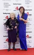 Jessica Wright and Nanny Pat