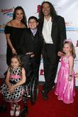 Kate del Castillo, Rico Rodriguez, Tom Shadyac with...