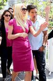 Paris Hilton and Mario Lopez
