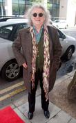 Noddy Holder Celebrities arrive in Belfast ahead of...