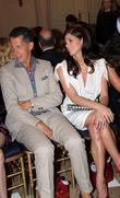 Stefano Tonchi and Ashley Greene  The Ferragamo...