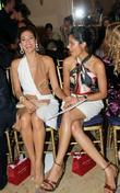 Eva Mendes and Frieda Pinto  The Ferragamo...
