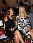 Minka Kelly and Teresa Palmer  The Ferragamo...