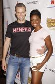 Adam Pascal and Montego Glover  The 25th...