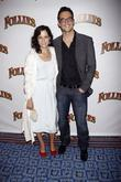 Parker Posey and Cheyenne Jackson