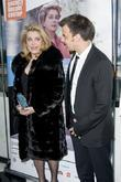 Catherine Deneuve and Francois Ozon Opening Night of...